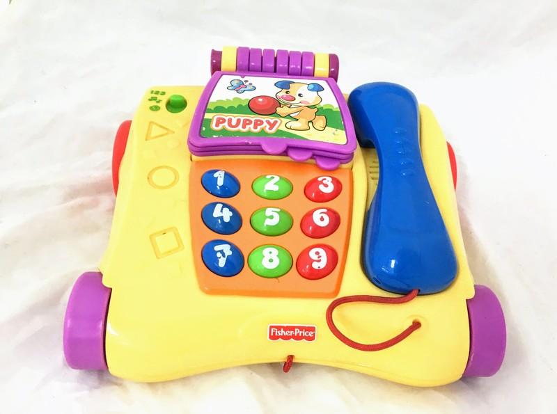 A023:  MUSICAL PHONE