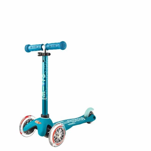 A042: Micro Scooter - Aqua