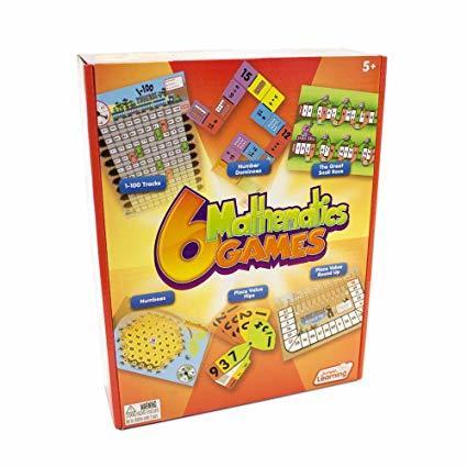 G739: 6 - Maths Games