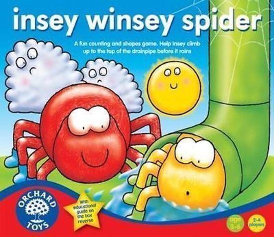 G702: Insey Winsey Spider