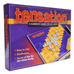 G7374: Tensation - A Numbers Game
