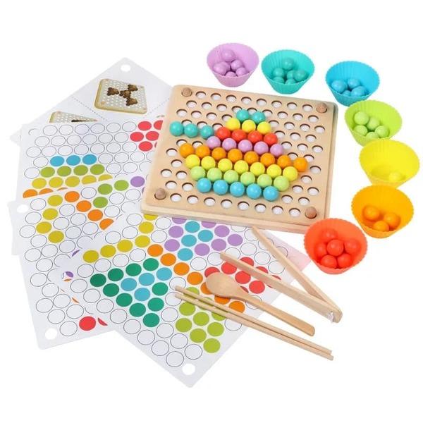 D346: Montessori Beads