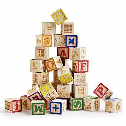 D383: Alphabet Blocks