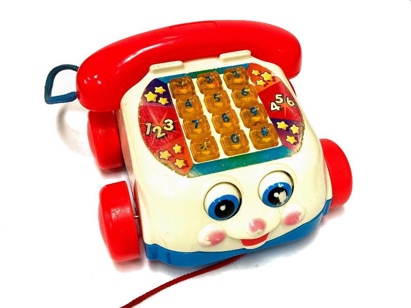 A0221: Chatter Phone