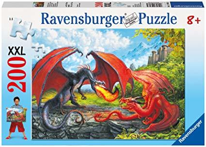 J9111: Dueling Dragons Puzzle