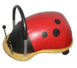 A0375: Lady Bug Ride on Large