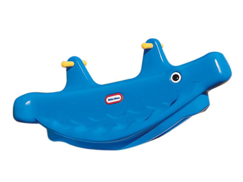 A031: Little Tikes Whale See-Saw