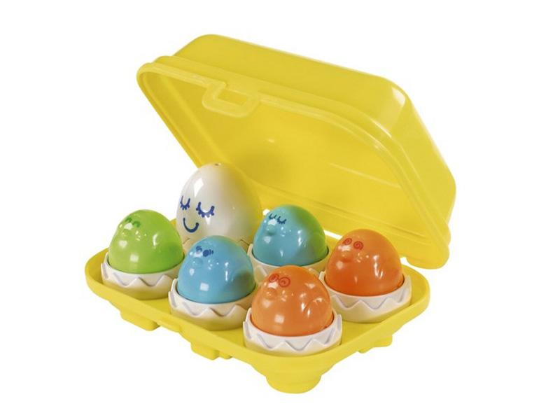 D342: Hide and Squeak Eggs