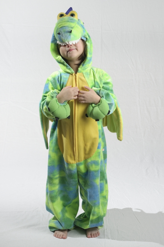 E4116: Dragon DressUp - Large