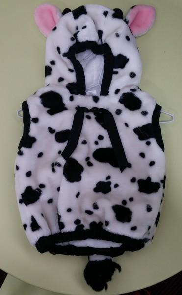 E4122: Cow Dress-Up