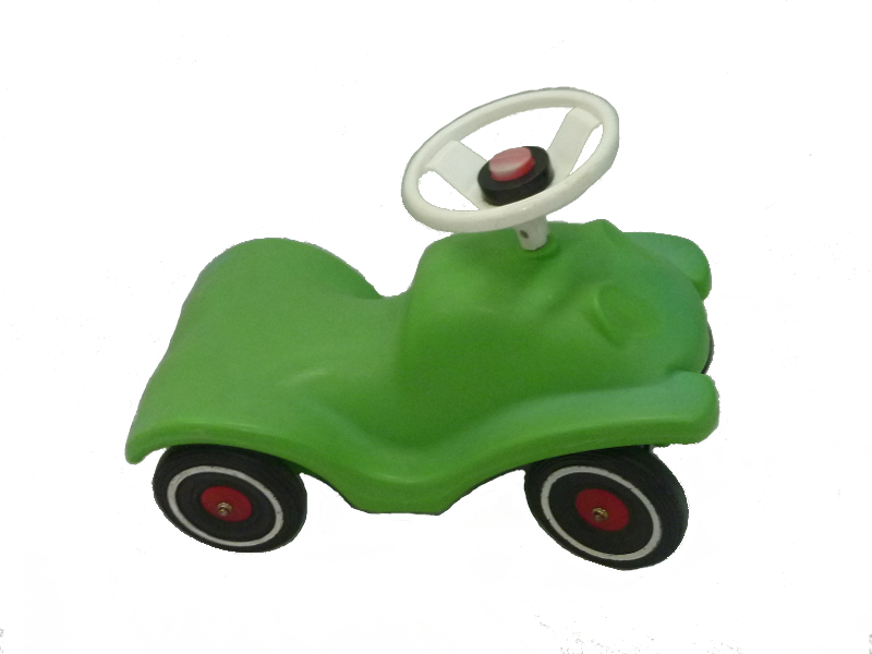 A039: Green Ride-On