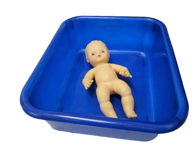 E4317: Bathing Doll