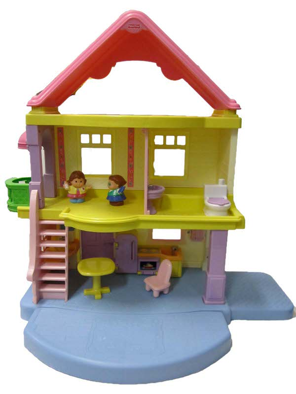 E4330: My First Dolls House