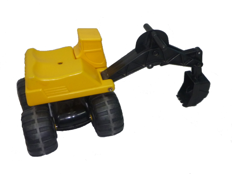 E463: Moby Sit-On Digger