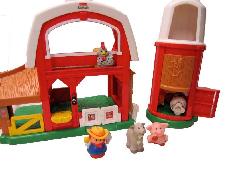 E474: Little People Farm