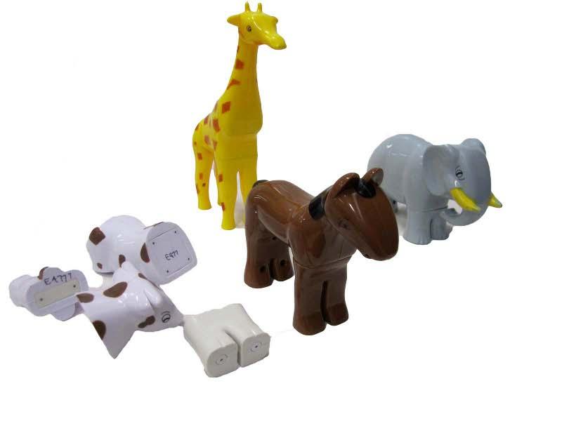 E478: Mix-Up Animals