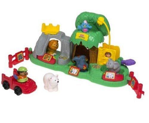 E4723: Little People Zoo