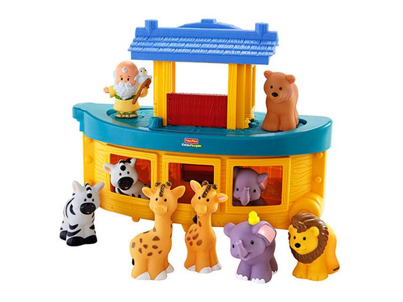 E4730: Little People Noah's Ark