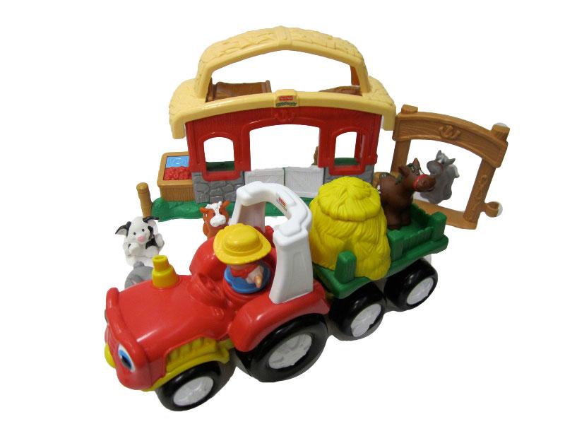 E4734: Farm Tractor