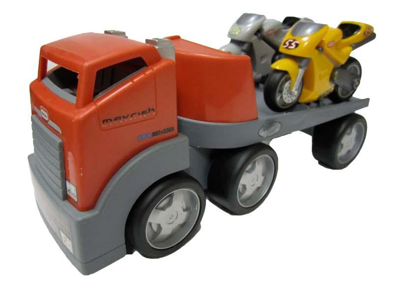 E487: Motorbike Transporter