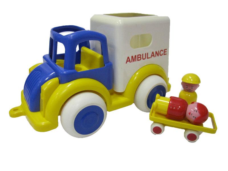 E4811: Ambulance