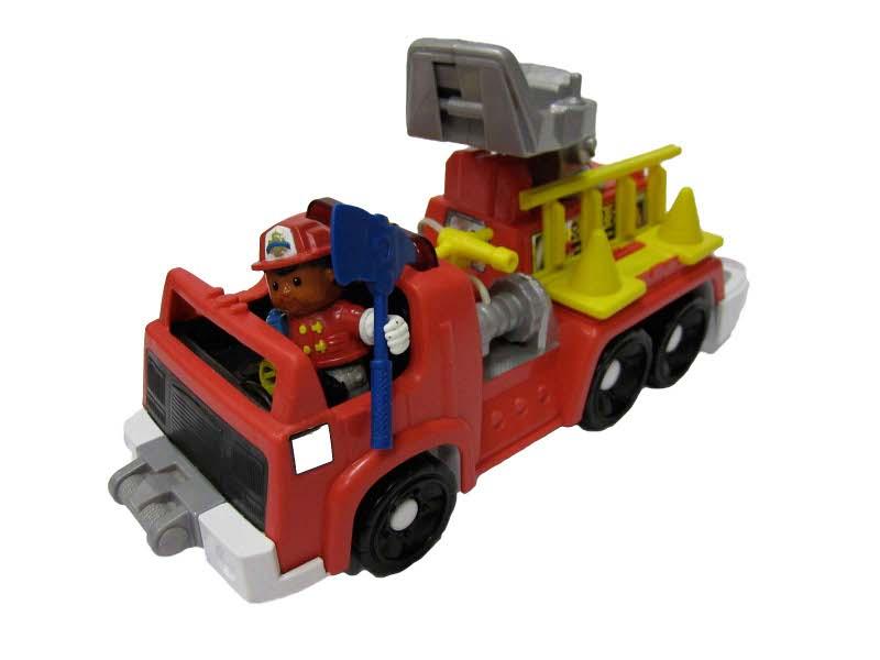 E503: Fire Engine