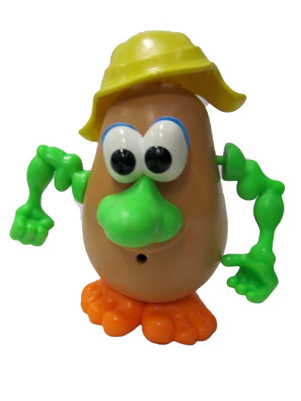 C3010: Mr Potato Head