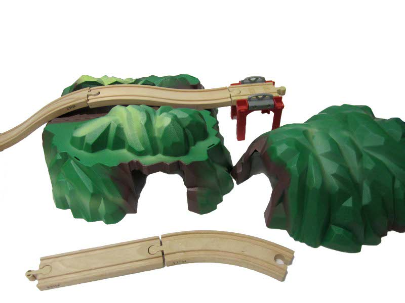 E5125: Mountain Tunnel Train Set Expansion Pack