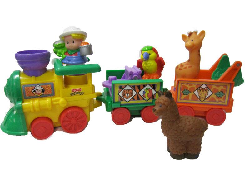 E5131: Animal Train
