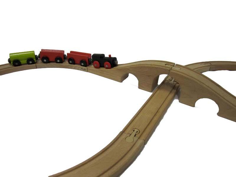 E5132: Figure of 8 Train Track