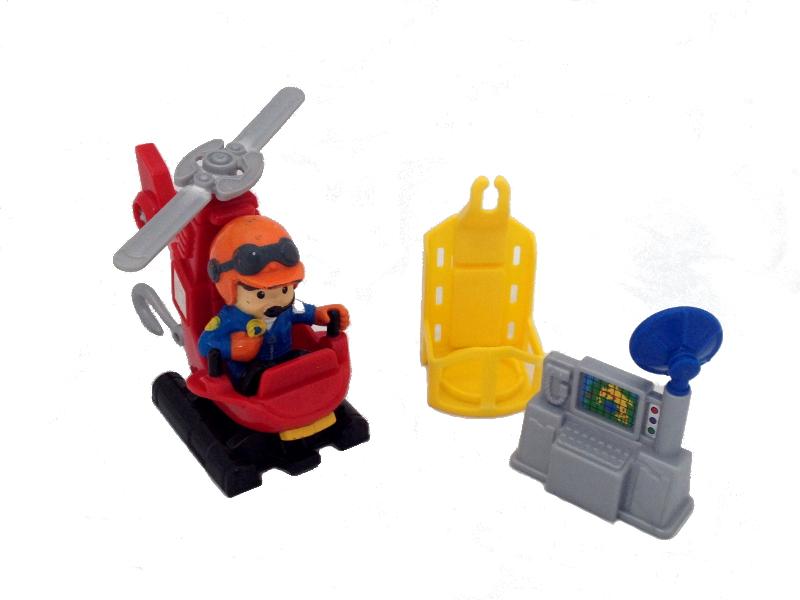 E521: Helicopter Rescue