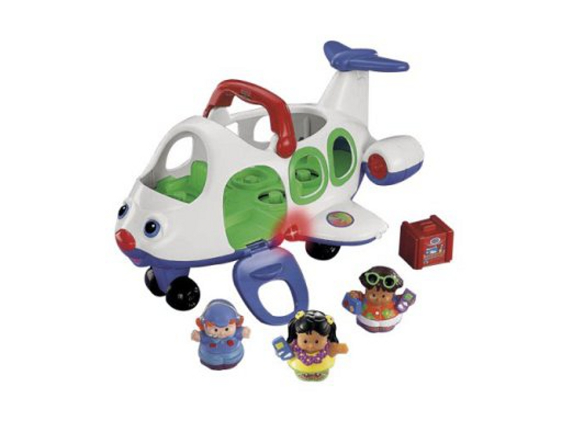 E523: Little People Plane