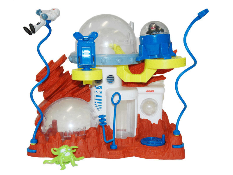 E5210: Imaginext Space Station