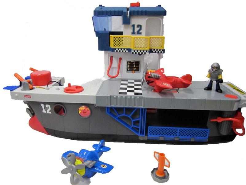 E5213: Aircraft Carrier