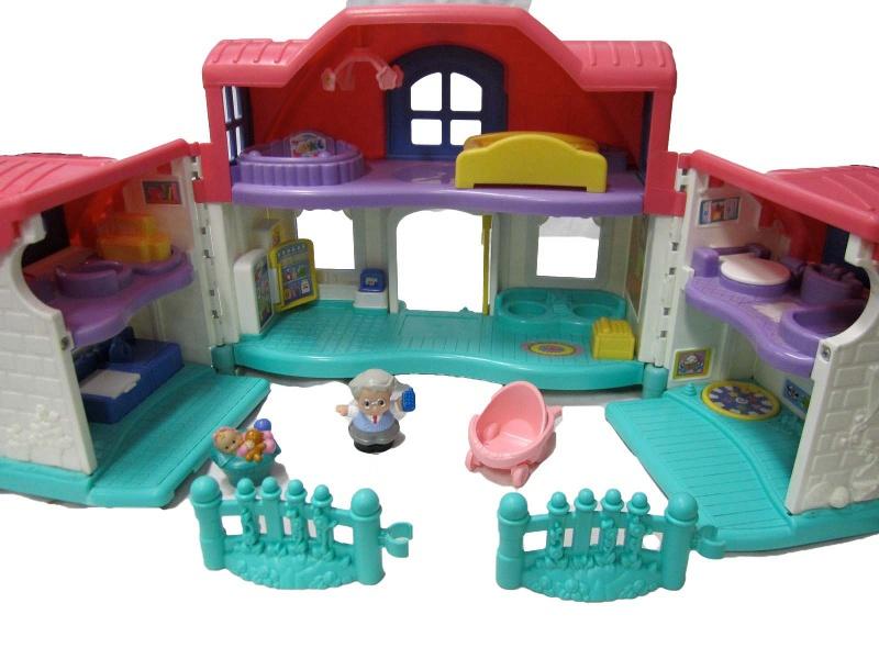 E534: FP Little People House