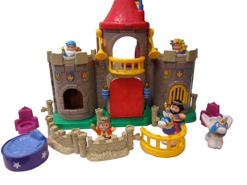 E5313: FP Little People Castle