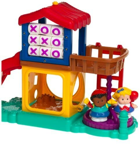 E5368: Little people Playground