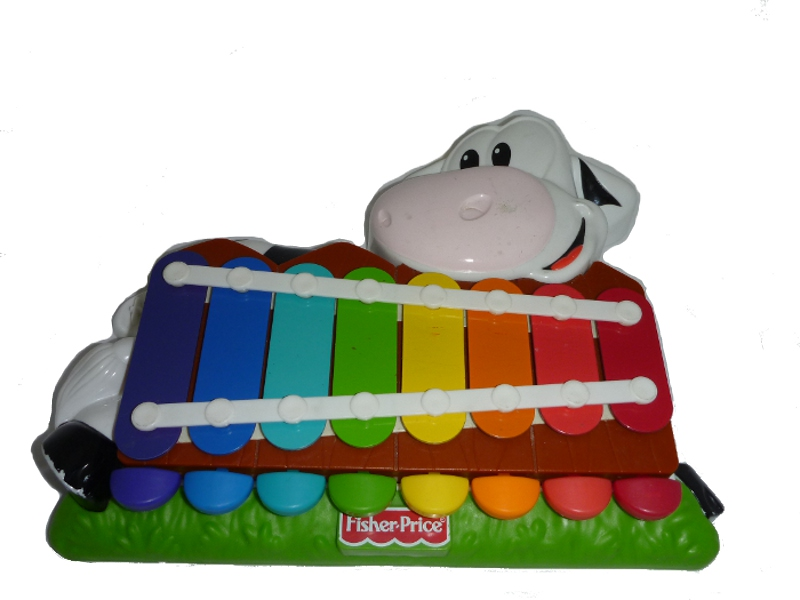 F607: Cow Xylophone
