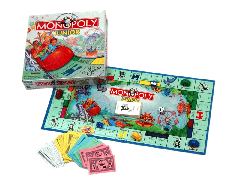G701: Monopoly Junior