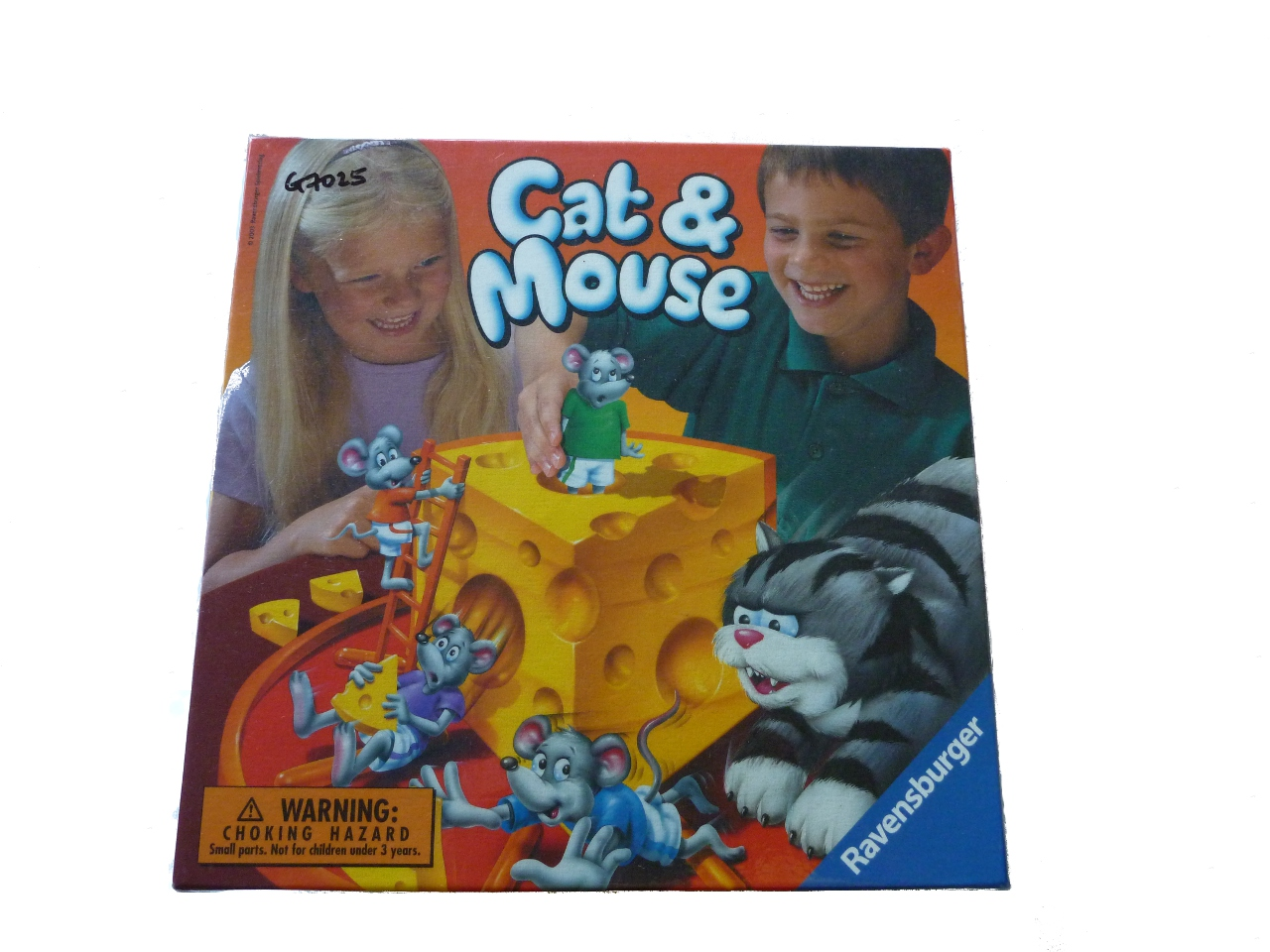 G7024: Cat and Mouse Game