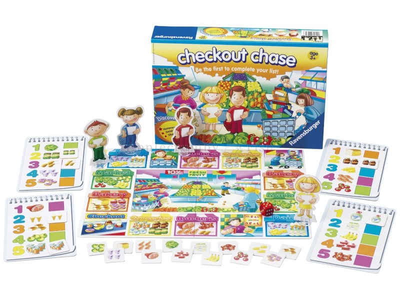 G7029: Checkout Chase Game