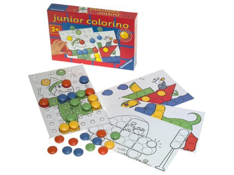 G733: Junior Colorino Game
