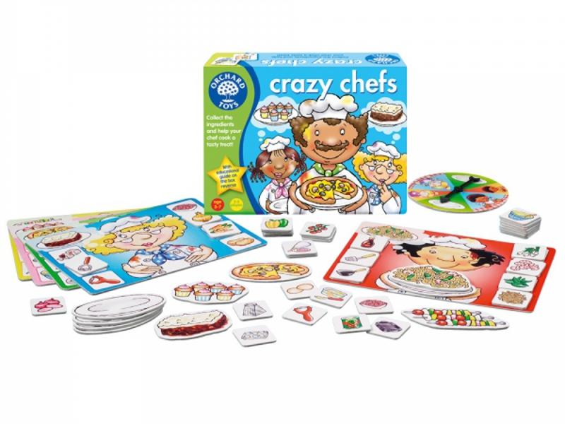 G737: Crazy Chefs Game
