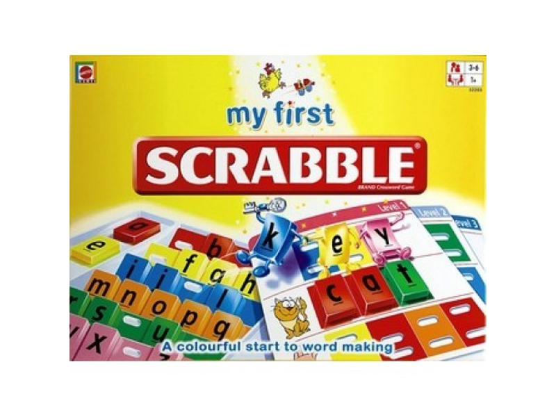 G7317: My First Scrabble Words