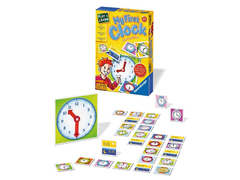G7325: My First Clock Game