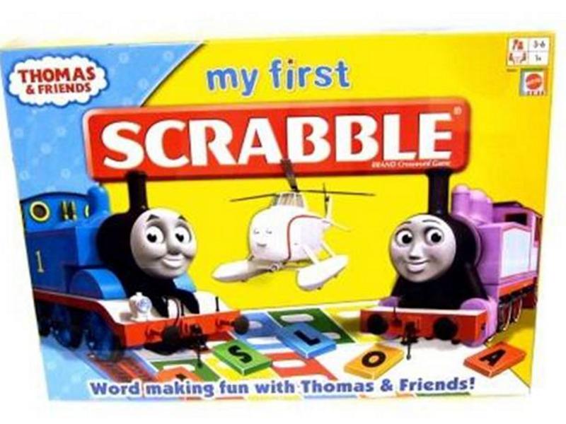 G7327: My First Scrabble - Thomas