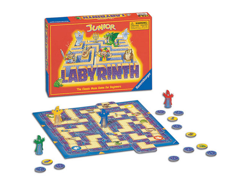 G7331: Junior Labyrinth Game