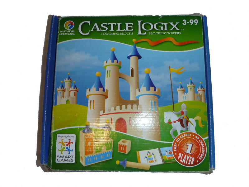 G7356: Castle Logix Game