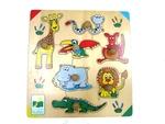 Animals Inset Board