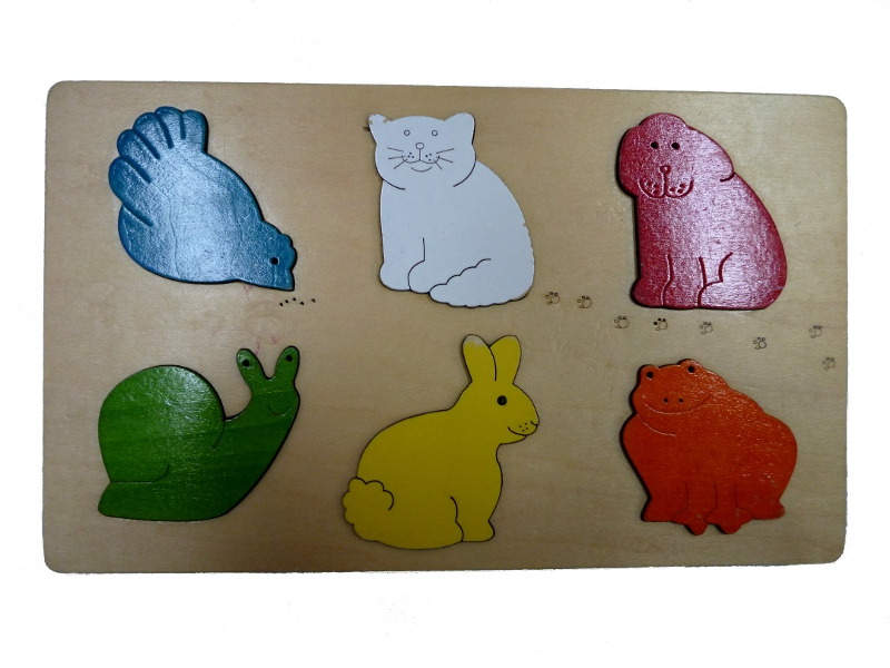 J8115: Country Garden Inset Board